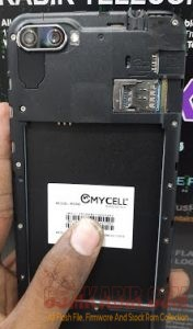 Mycell Iron5 Flash File Hang Logo Fix Firmware
