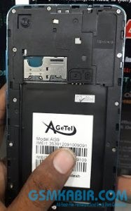 Agetel Ag9 Flash File Tested 100% Hang Logo Fix