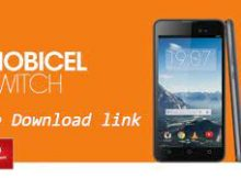 Mobicel Switch Flash File MT6580 Android 6.0 Firmware