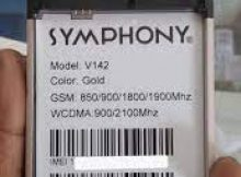 Symphony V142 Flash File Without Password 100% Tested