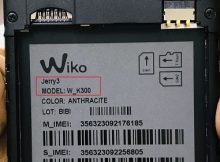 Wiko Jerry3 W K300 Flash File 100% Tested Firmware