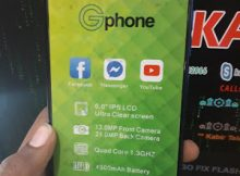 Gphone A9 Flash File 100% Tested Firmware