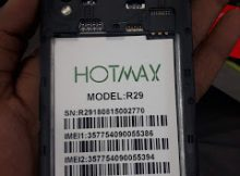 Hotmax R29 Flash File 100% Tested Firmware