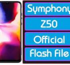 Symphony Z50 Flash File Without Password Care File